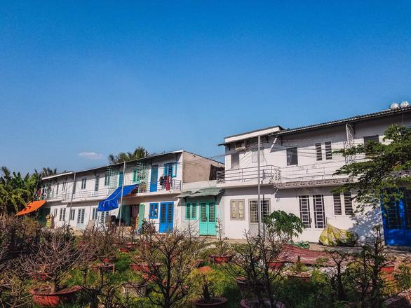 TP.HCM: Tháo dỡ 38 căn nhà xây dựng trái phép ở phường Hiệp Bình Chánh - Ảnh 3.
