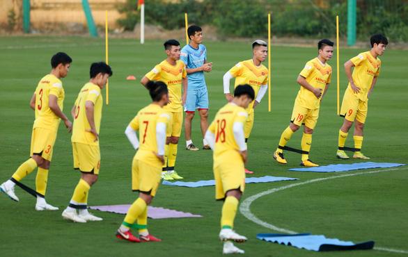 Tuyển Việt Nam gặp U22: như tổ chức trận đấu của SEA Games - Ảnh 1.