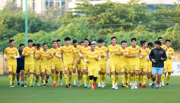 Vé xem trận giao hữu Đội tuyển quốc gia Việt Nam - U22 giá cao nhất 150.000 đồng - Ảnh 1.