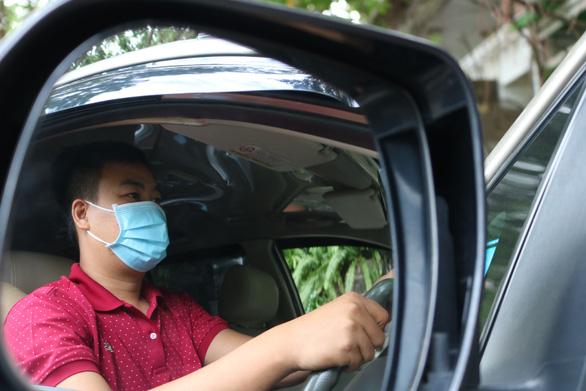 Những tài xế xe công nghệ nghĩa hiệp - Ảnh 3.