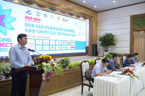Doanh nghiệp miền Tây sẽ kết nối trực tuyến với nhà mua hàng quốc tế - Ảnh 1.