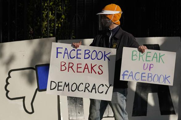 EU tung 2 dự luật bom tấn, Facebook, Google hết thời làm mưa gió? - Ảnh 1.