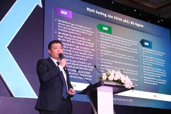 Hướng tới Việt Nam số: Doanh nghiệp công nghệ số là chủ lực - Ảnh 1.