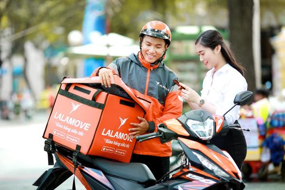 Lalamove Việt Nam điều chỉnh cước phí - Ảnh 2.