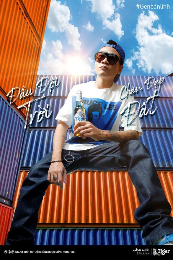 Trend gì mà từ Rap Việt đến Vlogger nổi tiếng cũng tham gia? - Ảnh 1.