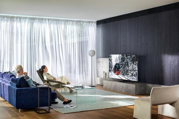 Sáng tạo nên cách đi du lịch hoàn toàn mới với TV Samsung - Ảnh 1.