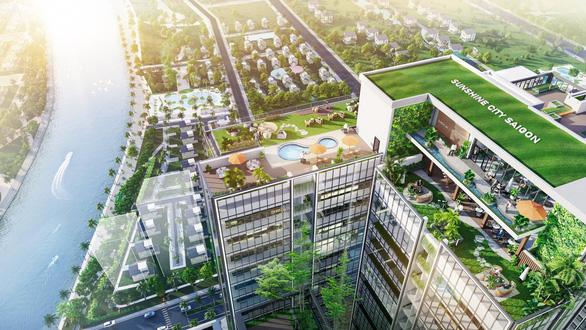 Khu Nam TP.HCM xuất hiện ốc đảo xanh với quy mô 9 tòa tháp - Ảnh 4.