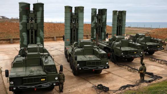 Mỹ trừng phạt Thổ Nhĩ Kỳ vì mua hệ thống phòng thủ tên lửa S-400 của Nga - Ảnh 1.
