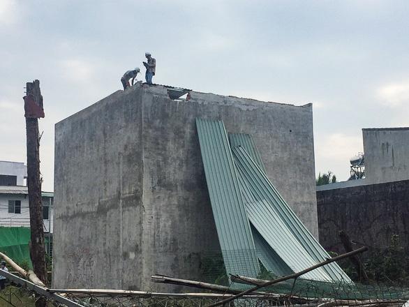 TP.HCM: Tháo dỡ 38 căn nhà xây dựng trái phép ở phường Hiệp Bình Chánh - Ảnh 6.