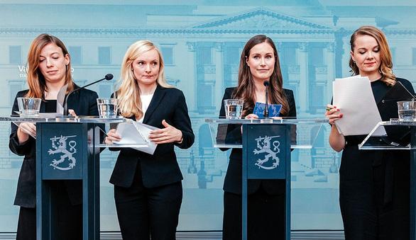 Những nữ tướng U35 đang thống lĩnh chính trường Phần Lan là ai? - Ảnh 2.