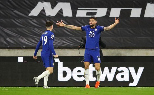Chelsea thua trận thứ hai liên tiếp, Man City bị West Brom cầm chân - Ảnh 1.