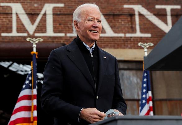 Ông Biden tới Georgia vận động cuộc đua Thượng viện cho phe Dân chủ - Ảnh 1.