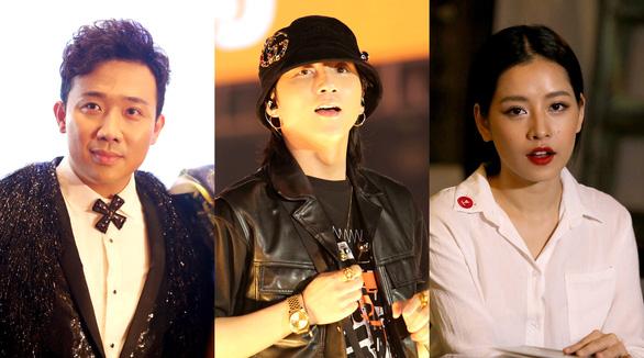 Trấn Thành, Sơn Tùng, Chi Pu top đầu 20 sao giải trí trên mạng xã hội - Ảnh 1.