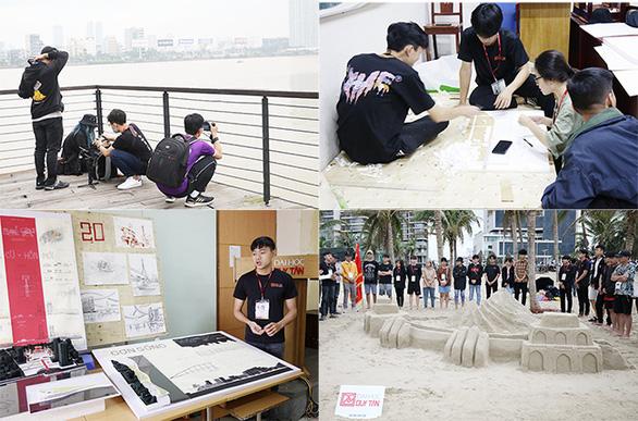 ĐH Duy Tân giành nhiều giải thưởng tại Festival Kiến trúc 2020 - Ảnh 1.