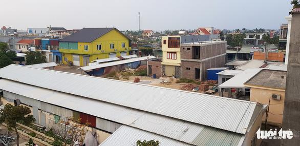 Hải Phòng: lấy đất nông nghiệp làm chợ, cuối cùng chỉ thấy nhà nghỉ, nhà cao tầng - Ảnh 1.