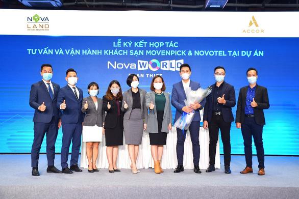 Khách du lịch tới Novaworld Phan Thiet sẽ có thêm lựa chọn lưu trú cao cấp - Ảnh 1.