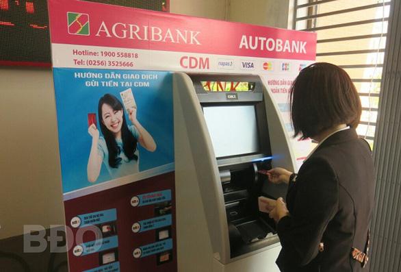 Agribank đã phát hành gần 300.000 thẻ ở nông thôn - Ảnh 1.