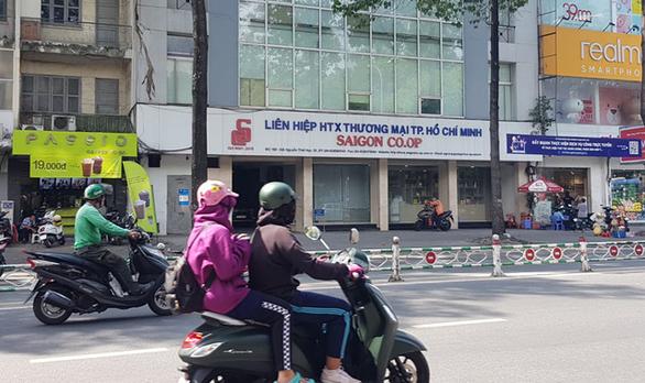 Bắt ông Diệp Dũng - cựu chủ tịch HĐQT Saigon Co.op - Ảnh 2.