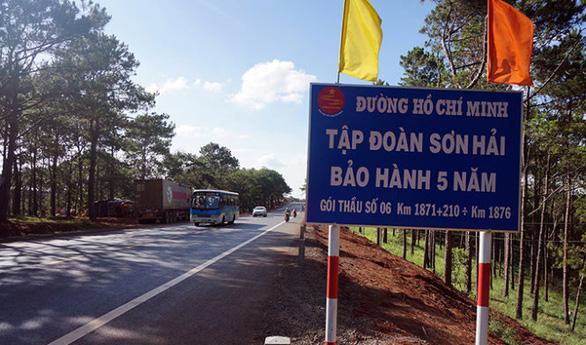 Chọn được nhà đầu tư đường cao tốc Bắc - Nam đoạn Nha Trang - Cam Lâm - Ảnh 1.