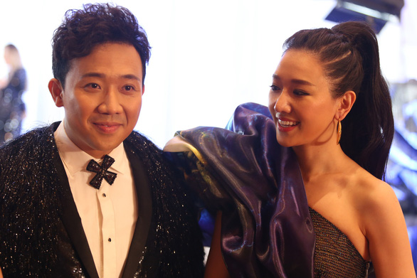 Trấn Thành, Sơn Tùng, Chi Pu top đầu 20 sao giải trí trên mạng xã hội - Ảnh 2.