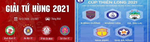 Điểm tin thể thao tối 17-12: Cavani đối diện án phạt nặng, CLB Hà Nội vào TP.HCM đá giao hữu - Ảnh 2.