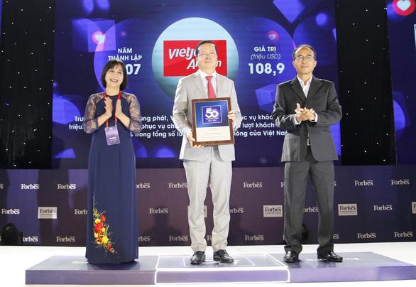 Vietjet, Viettel, Vinamilk...vào top 50 Thương hiệu dẫn đầu 2020 - Ảnh 1.