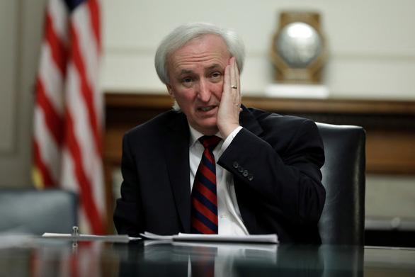 Người kế nhiệm bộ trưởng Tư pháp Mỹ lấp lửng việc điều tra gian lận bầu cử - Ảnh 1.