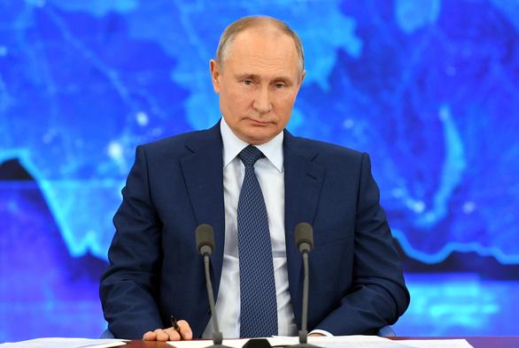 Ông Putin hi vọng tổng thống đắc cử Joe Biden giúp giải quyết quan hệ hai nước - Ảnh 1.