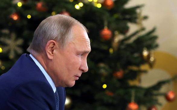 Ông Putin chưa tính việc tiếp tục tranh cử tổng thống vào năm 2024 - Ảnh 1.