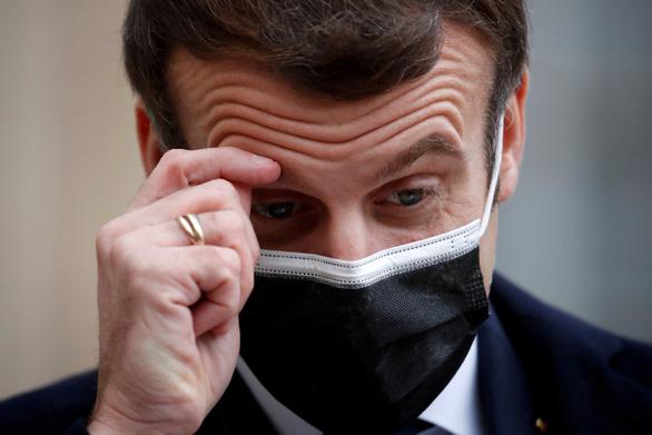 Tổng thống Pháp Macron mắc COVID-19 - Ảnh 1.