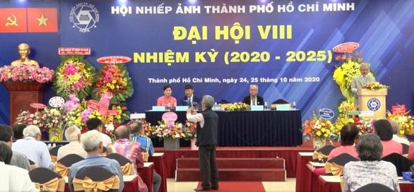 Hậu đại hội Hội Nhiếp ảnh TP.HCM: Nhiều tranh cãi đòi hủy kết quả bầu - Ảnh 1.