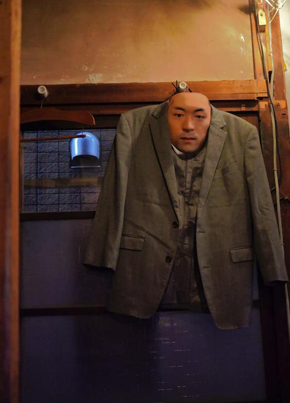 Mặt nạ người 3D thật đến rợn người giá 950 USD ở Nhật - Ảnh 6.