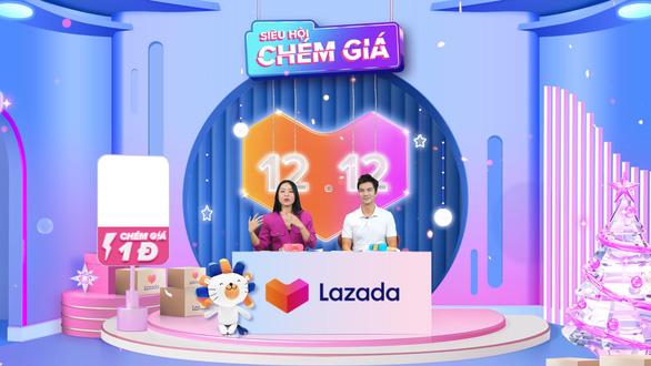 Lễ hội mua sắm 12.12 của lazada thiết lập nhiều kỷ lục mới - Ảnh 1.