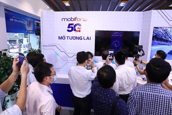Tốc độ download mạng 5G MobiFone: lập đỉnh với hơn 1,7Gbps - Ảnh 1.