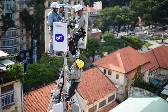 Mới chỉ vài trăm thuê bao tham gia thử nghiệm 5G - Ảnh 1.