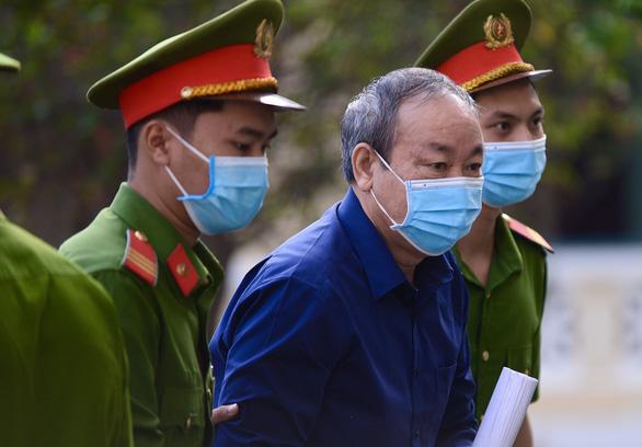 Đề nghị ông Đinh La Thăng 10 đến 11 năm tù dù không nhận tội - Ảnh 2.