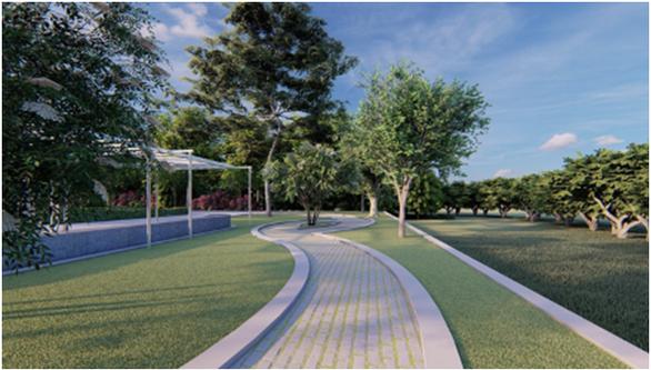 Bcons Plaza -  Bắt nhịp xu hướng sống xanh - Ảnh 1.