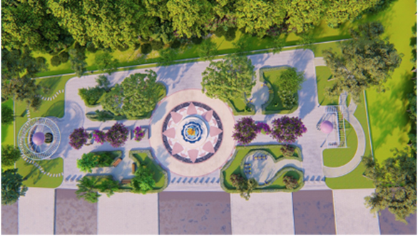 Bcons Plaza -  Bắt nhịp xu hướng sống xanh - Ảnh 2.