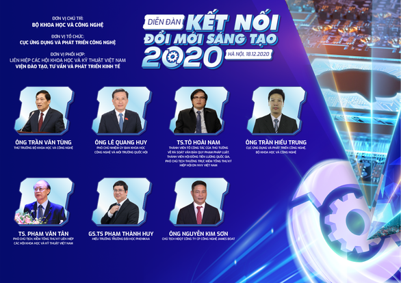 Sắp diễn ra diễn đàn Kết nối đổi mới sáng tạo 2020 tại Hà Nội - Ảnh 1.