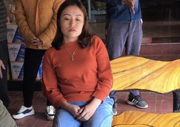 Một nữ bị can cho vay tiền lãi suất cắt cổ 182%/năm - Ảnh 1.
