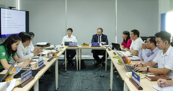 Tham tán, chuyên gia nước ngoài muốn giúp Vũng Tàu không rác thải nhựa - Ảnh 1.