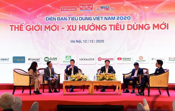 VietinBank được vinh danh Top 10 sản phẩm, dịch vụ tin dùng Việt Nam - Ảnh 1.