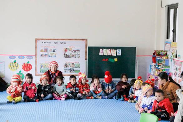 Homevina Group: Chắp cánh ước mơ đến trường cho các em nhỏ vùng cao - Ảnh 2.