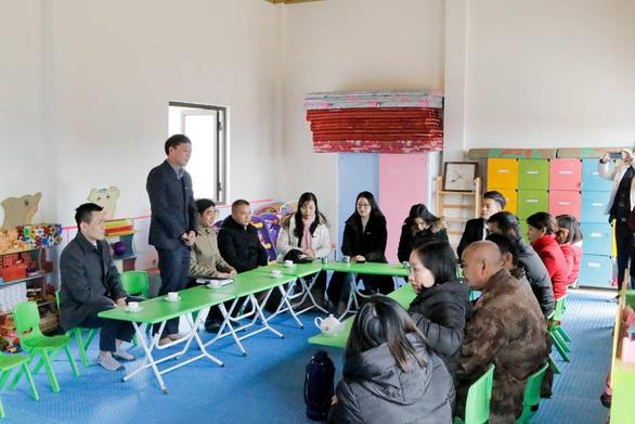 Homevina Group: Chắp cánh ước mơ đến trường cho các em nhỏ vùng cao - Ảnh 3.