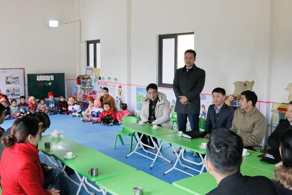 Homevina Group: Chắp cánh ước mơ đến trường cho các em nhỏ vùng cao - Ảnh 4.