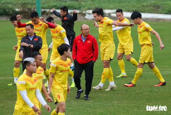HLV Park Hang Seo bầu chọn ai cho danh hiệu FIFA The Best? - Ảnh 1.