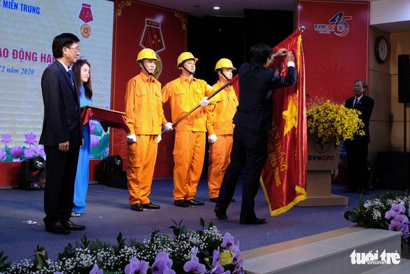 EVNCPC đón nhận Huân chương Lao động hạng Nhất - Ảnh 1.