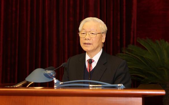 Tổng bí thư Nguyễn Phú Trọng: Đại hội XIII của Đảng - dấu mốc quan trọng trong quá trình phát triển - Ảnh 1.