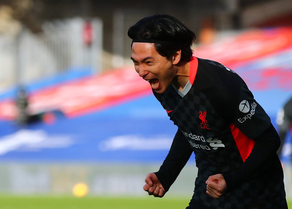 Đại thắng Crystal Palace 7-0, Liverpool gia tăng khoảng cách với Tottenham - Ảnh 1.