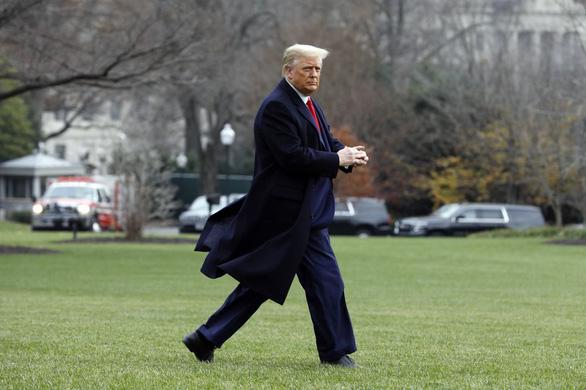 Scotland bác tin ông Trump tới đây chơi golf trong ngày ông Biden nhậm chức - Ảnh 1.